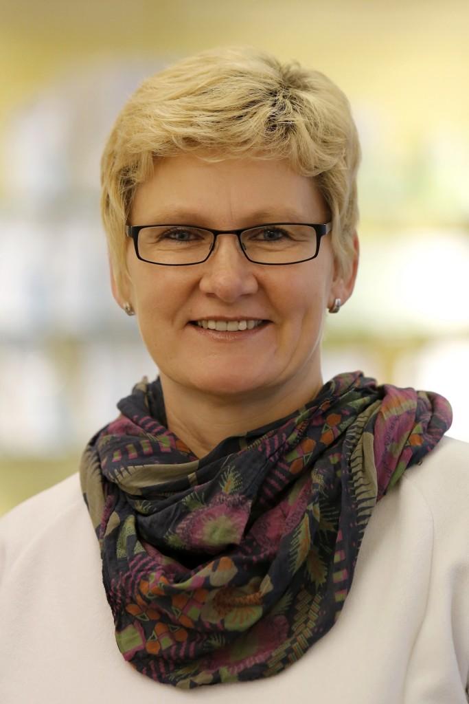 Ingrid Baum   examinierte Altenpflegerin