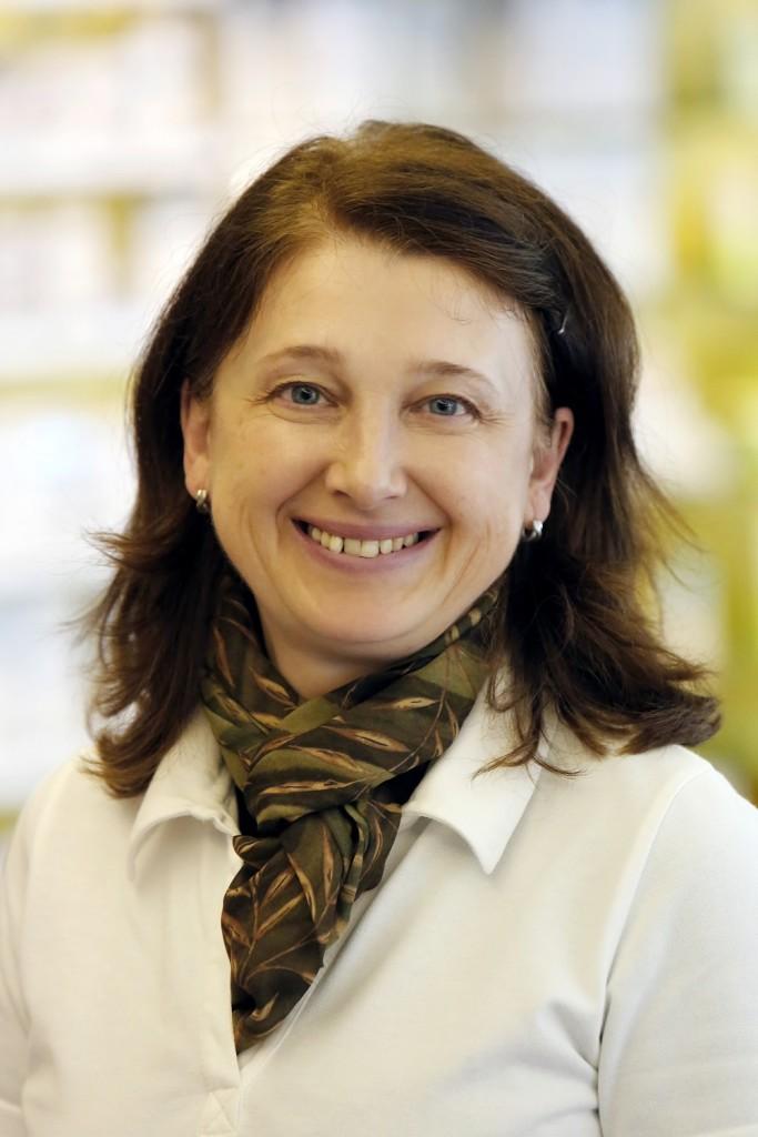 Natalia Högele  Pharmazeutisch-technische Assistentin