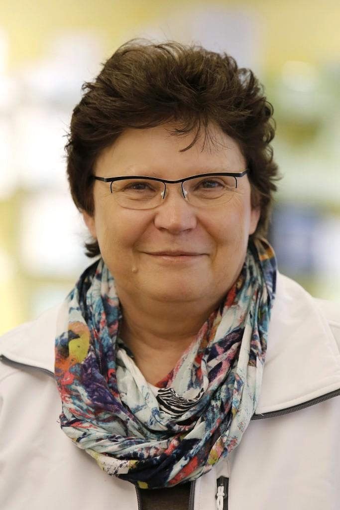 Ellen Oettinger  Pharmazeutisch-kaufmännische Angestellte