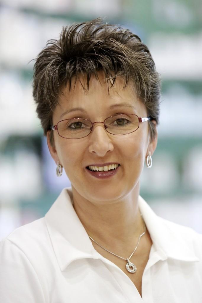 Annegret Reißmann Pharmazie-Ingenieurin