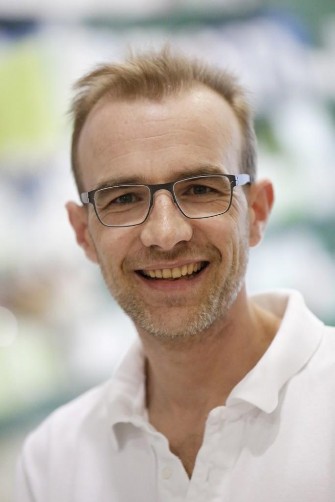 Sascha Schmitt Pharmazeutisch-technischer Assistent