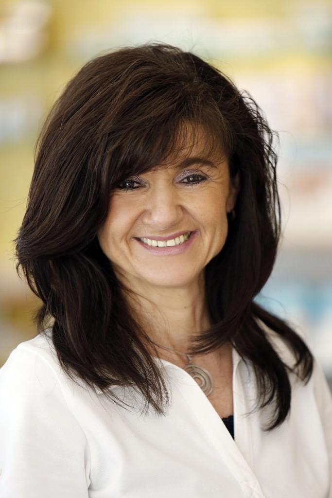 Romana Schweizer  Pharmazeutisch-kaufmännische Angestellte
