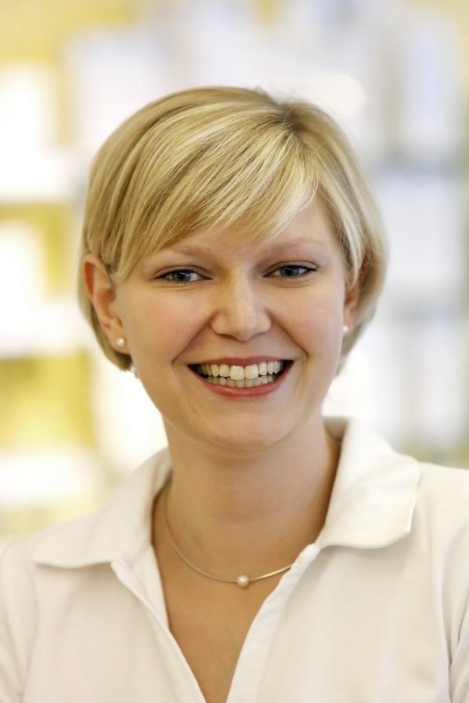 Bettina Benß Pharmazeutisch-technische Assistentin