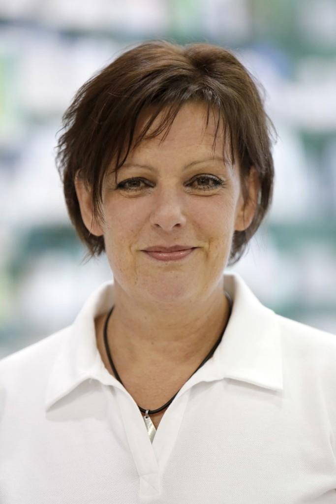 Frauke Würtz  Pharmazeutisch-kaufmännische Angestellte
